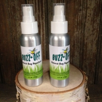 Buzz-Off Natural Bug Repellant