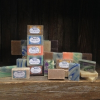 Sample Pack of Soaps