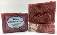 Cranberry Spice Soap Bar