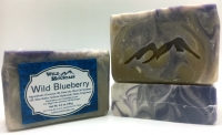 Wild Blueberry Soap Bar